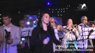 video enganchado en vivo Vanesa Britos   AG Eventos Producciones