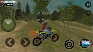 Uphill Offroad Motorbike Rider / Motor Simulation Games / Android Gameplay Video #2