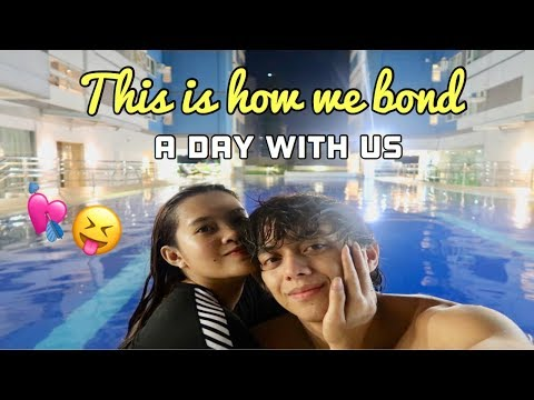 A DAY WITH MY BOYFRIEND (THIS IS HOW WE BOND) | PHILIPPINES