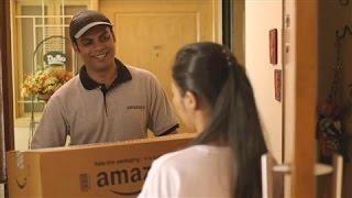Amazon Gains Ground on Flipkart in India