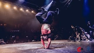 BBOY TOMI | TAIWAN | R16 WORLD FINAL