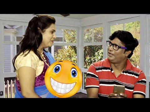 Husband Wife Comedy   Marathi Joke   पुरुषांना अप्सरा भेटते का   Funny Video   Hilarious Comedy