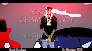 Alkaline - Champion boy (Animated Music Video)