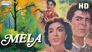 Mela (1948) - [HD] Dilip Kumar | Nargis | Jeevan | Rehman  - Hindi Full Movie  (With Eng Subtitles)