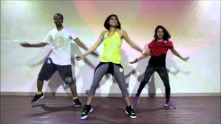 Zumba Choreo on Chittiyaan Kalaiyaan , Roy 2015 Feat Kanika Kapoor .