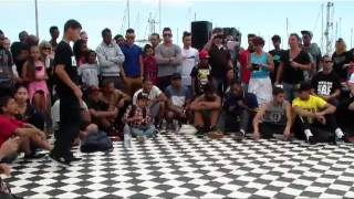 BBF Reunion Junior ( Final  ) -  Flipto vs Melvin by Youval