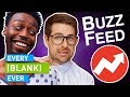 EVERY BUZZFEED EVER