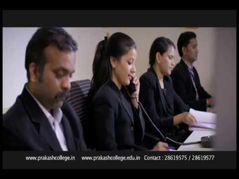 PRAKASH COLLEGE - STAFF AT WORK