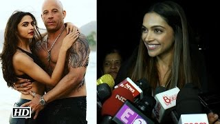 Deepika REACTS on Vin Diesel to visit India for