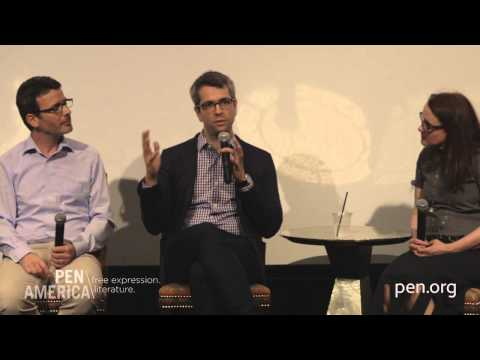 2015 PEN World Voices Festival: Behind the Conflict Zone
