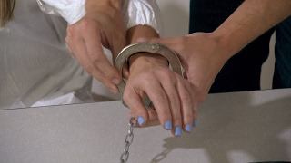 Can You Escape Handcuffs With Only a Bobby Pin? | MythBusters: The Search