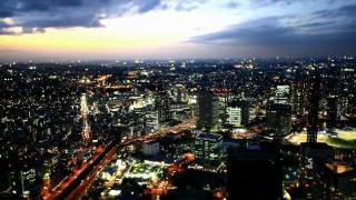 Time Lapse - Yokohama Japan HD