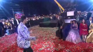 رقص رانفير سينغ و اكشاي كومار