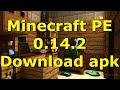 Minecraft Pe 0 14 2 - Download Apk Gratis - Nova Barra De Itens E Compatibilidade Com Oculos De Rv