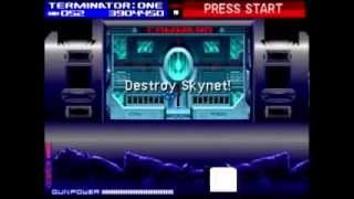 T2 YT- Arcade with COMPLETE DESTRUCTION of Cyberdyne  -playthrough