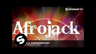 Afrojack & Shermanology - Can't Stop Me (Radio Edit)