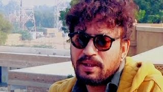 SELFIE: Episode 8: I was lean, dark, shy; nothing like an actor but I dreamt, says Irrfan