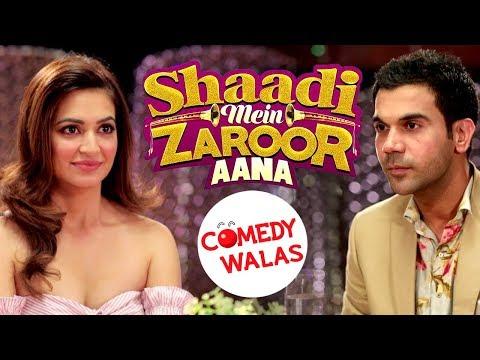 Xxx Mp4 Shaadi Mein Zaroor Aana Rajkummar Rao Kriti Kharbanda Movie Promotion Comedywalas 3gp Sex