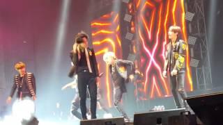 """Silver Spoon """"Baepsae"""" Fancam BTS Epilogue in Manila 073016"""