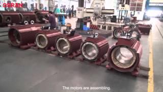 CHINA OSRAN ELECTRIC MOTOR COMPANY