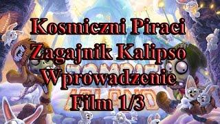 Zombie Island, Kosmiczni Piraci, Zagajnik Kalipso, wprowadzenie do znalezienia ruletek, Film 1/3