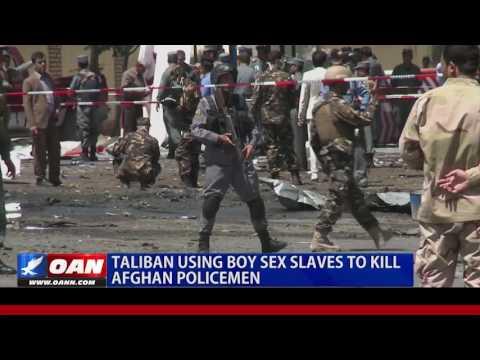 Taliban Using Boy Sex Slaves to Kill Afghan Policemen