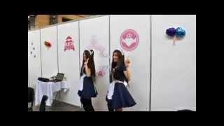 Maid Dance: Hikari y Kaori en Aex Evo 2015
