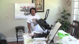 Heat Press Machine vs Screen Printing T-shirts