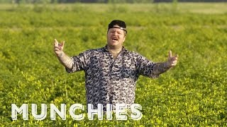 MUNCHIES Presents: The Home of Hot Sauce with Matty Matheson