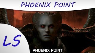 Phoenix Point Gameplay from original X-Com creator - Prototype Alpha Gameplay
