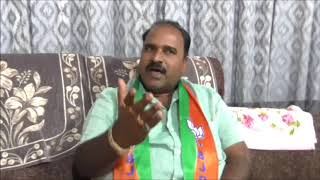 Thirumalesh .V [ Hagaribommanahalli Assembly Constituency BJP Aspirant 2018 Election ]