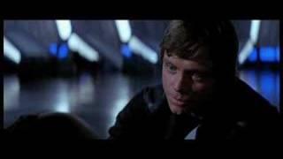 Darth Vader Feels Blue