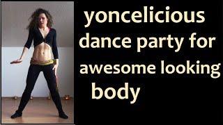 sexy dancing abs, butt & legs workout