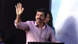 Deeran Tamil Movie Press meet Karthi  Rakul Preet Singh