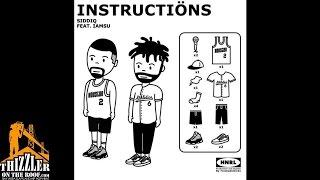 Siddiq ft. Iamsu - Instructions [Prod. Trackademicks] [Thizzler.com]