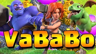 VABABO!  The Ultimate Queenwalk Army!  Th10 Farm to Max | Clash of Clans