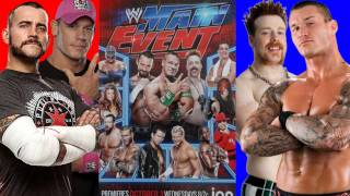 'WWE Main Event' Official Theme Song