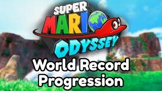How Super Mario Odyssey was Beaten in Under 1 Hour - World Record Progression