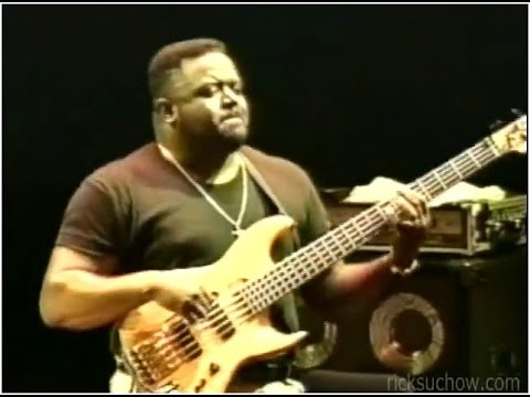 Larry Kimpel bass w Billy Cobham & George Duke Stratus