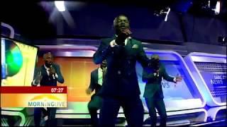 Kgale Ke Hlahlatha  by Bafana Ba Nkosana on Morning Live