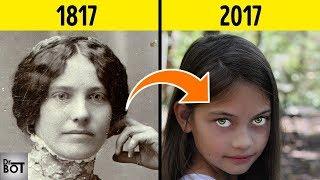 10 ENFANTS MYSTÈRES QUI SE SOUVIENNENT DE LEURS VIES PASSÉES | Dr Bot