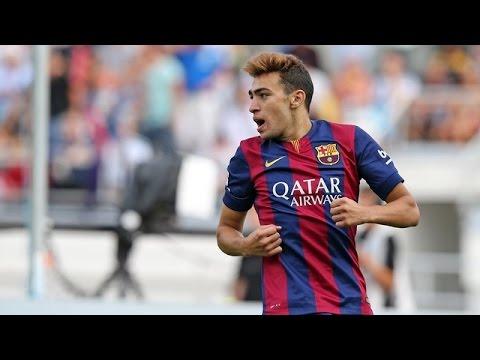 Munir El Haddadi ● Pre Season 2014 2015 ● Goals & Skills HD
