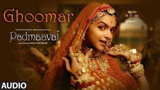 Padmaavat: Ghoomar Full Audio Song   Deepika Padukone  Shahid Kapoor   Ranveer Singh