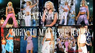 Britney Spears Born To Make You Happy (K. I. Main & Acoustic In One)