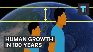 Here's how much taller humans have gotten in the last 100 years