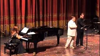 """Aris Argiris - Piero Giuliacci - """"Si pel ciel..."""" - Duetto Otello-Jago - Otello - G.Verdi"""