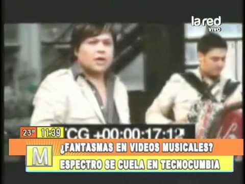 salfate Fantasmas en películas y video clips 2 3 2012