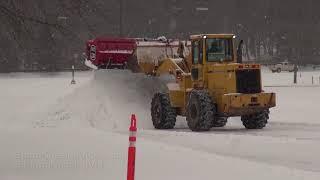 Hopewell, NY snowy travel - 2/12/2019