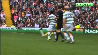 Celtic XI 3 v 5 Stiliyan XI - Charity Legends Match - 08/09/2013