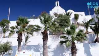 Paros, Greece - Parikia Town - AtlasVisual